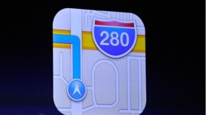 Apple iOS6 Maps