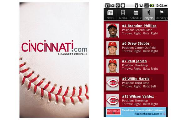 Cincinnati android app