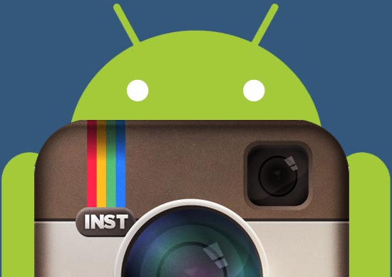 instagram android banner
