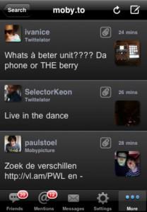 twittelator iphone