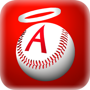 anaheim baseball iphone