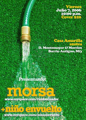 another morsa poster