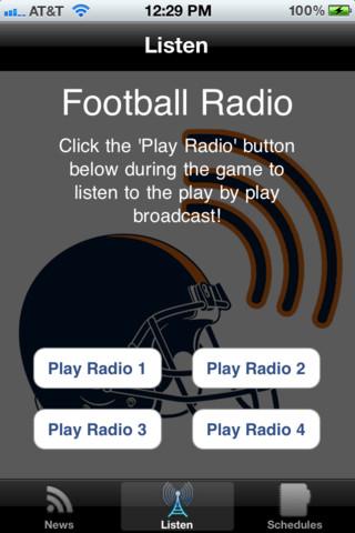 bears radio media