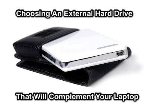 choosing external hard drive
