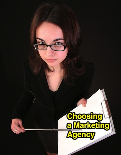 choosing marketing agency