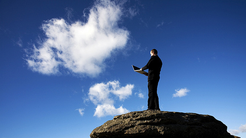 cloud computing small business