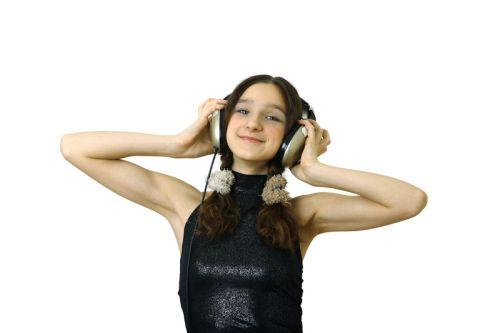 digital music listening