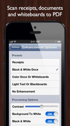 dropbox scanner app