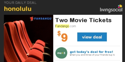 fandango livingsocial