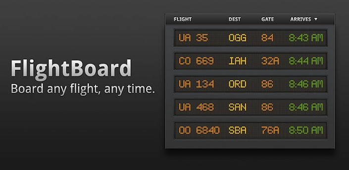 flightboard android