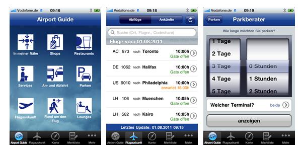 frankfurt airport app