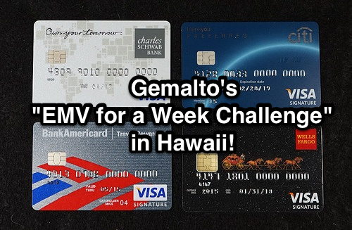 gemalto emv for a week challenge