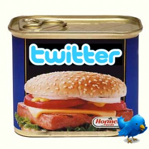 get rid of twitter spam