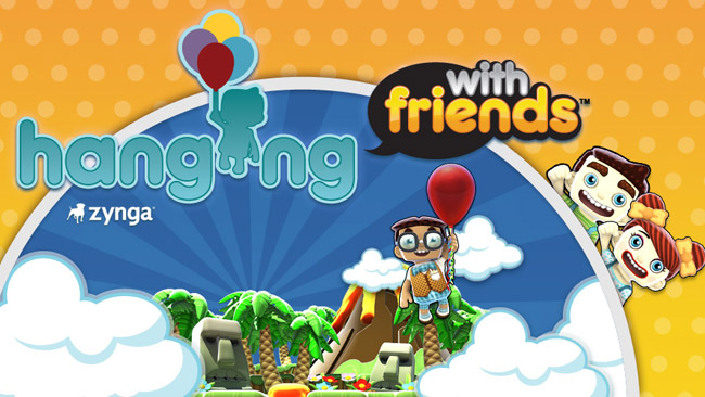 hanging with friends zynga