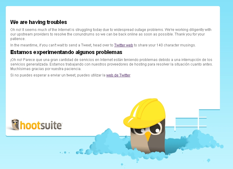 hootsuite spanish