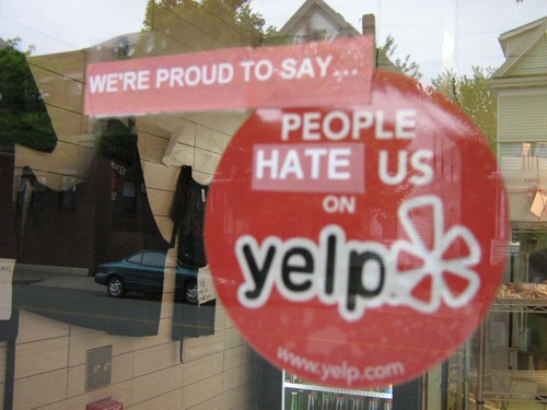 fix bad yelp review