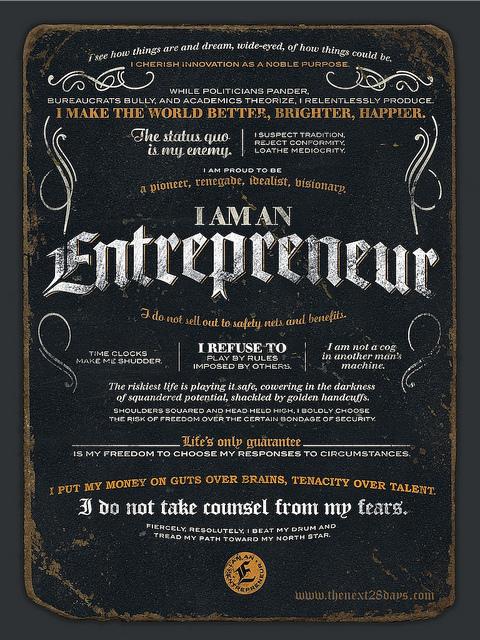 i am entrepreneur