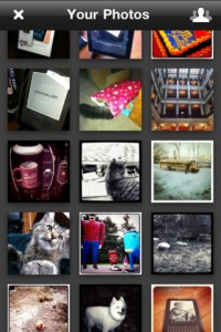 instagallery iphone