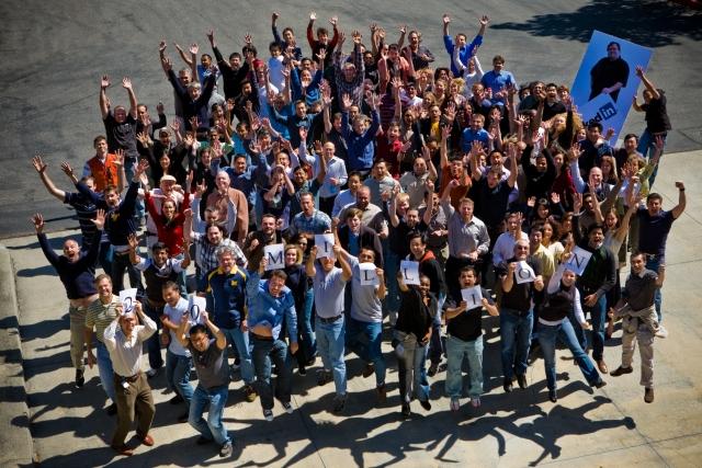 linkedin 20 million users