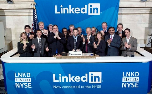 linkedin ipo