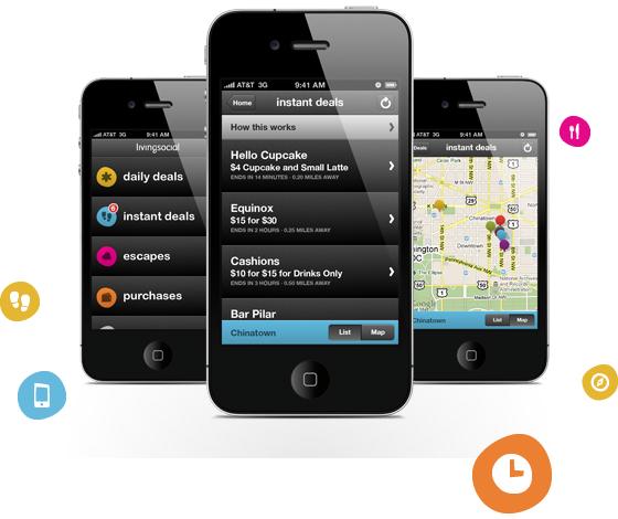 livingsocial iphone app