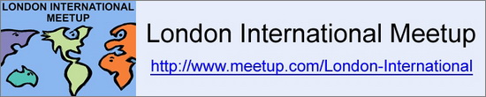 london international meetup