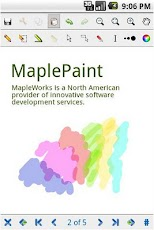 maple paint android