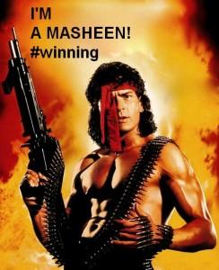 i'm a masheen