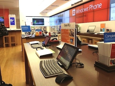 microsoft store century city mall
