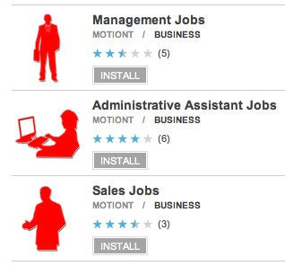 motion technologies jobs android