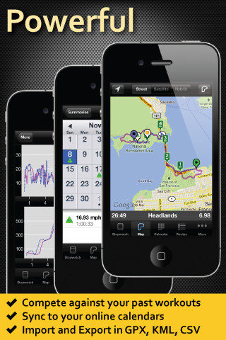 cyclemeter iphone app