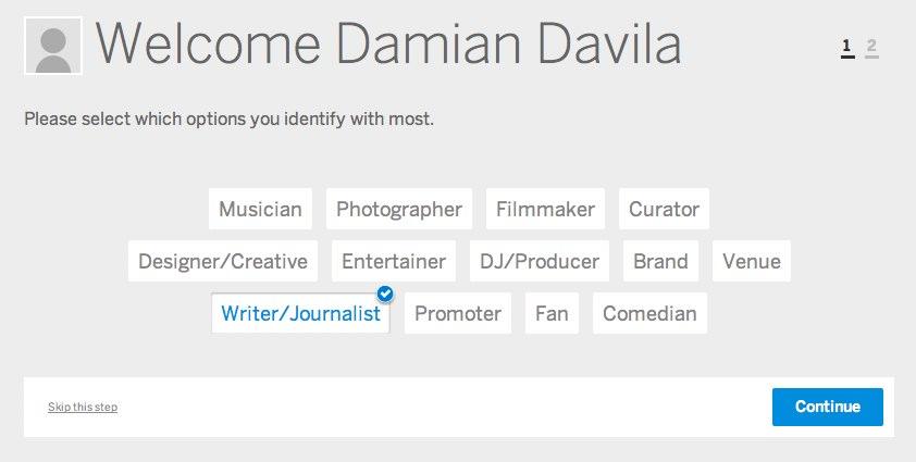 new myspace identitites