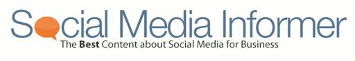 social media informer logo