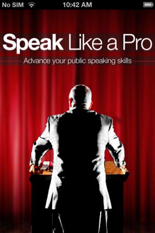 speaklikeapro iphone