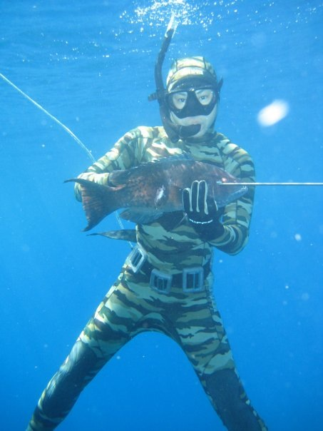 spearfishing in hawaii