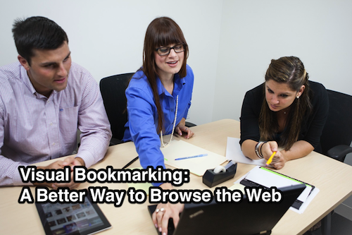 visual bookmarking