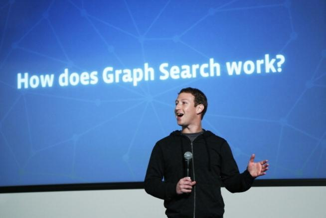 zuckerberg graph search