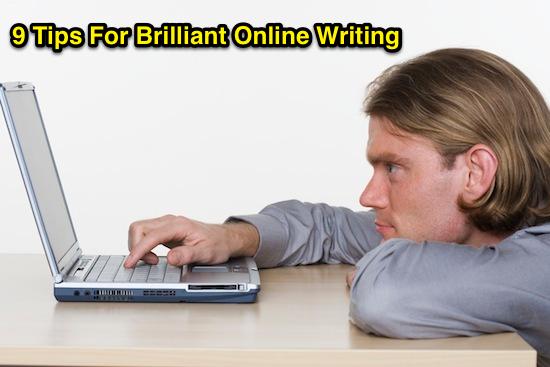 brilliant online writing