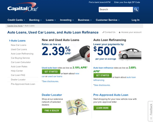 capitalone car loan | Wordcars co
