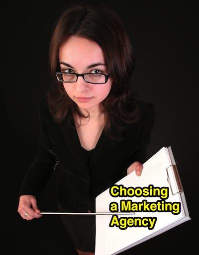 choosing marketing agency