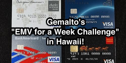 gemalto emv for a week challenge