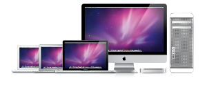 how many macs in the world