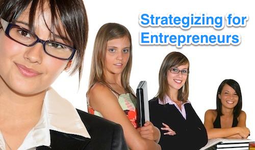 strategizing for entrepreneurs