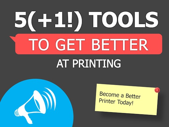 tools better printing